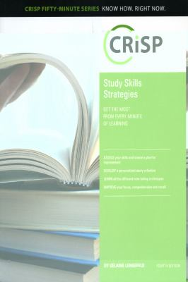 Study Skills Strategies: Get the Most from Every Minute of Learning 9781426018329