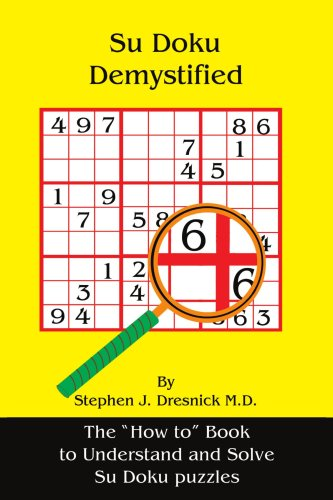 Su Doku Demystified: The