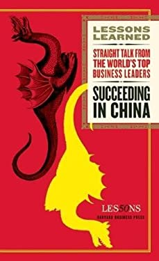 Succeeding in China 9781422139875