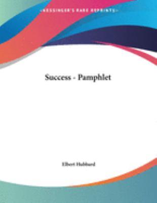 Success - Pamphlet