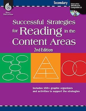 Successful Strategies for Reading in the Content Areas: Secondary [With CDROM] 9781425804701