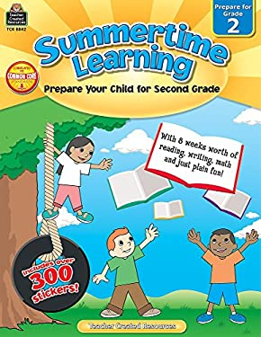 Summertime Learning Grade 2 9781420688429