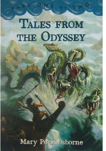 Tales from the Odyssey, Part One 9781423128649
