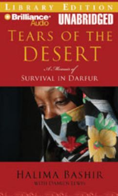 Tears of the Desert: A Memoir of Survival in Darfur 9781423367864