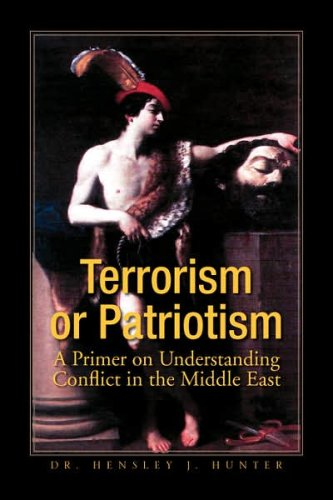 Terrorism or Patriotism 9781425770884