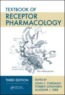 Textbook of Receptor Pharmacology 9781420052541