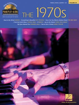 The 1970s: Piano Play-Along Volume 58 9781423449577