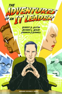 The Adventures of an It Leader 9781422146606