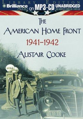 The American Home Front: 1941-1942 9781423321187