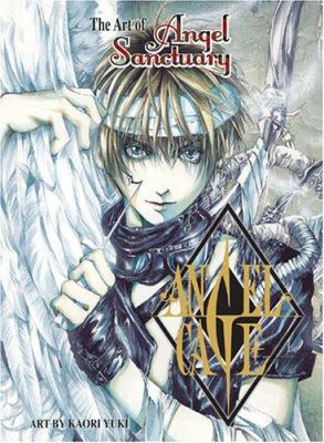 The Art of Angel Sanctuary: Angel Cage 9781421501574
