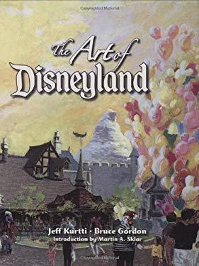The Art of Disneyland 9781423104599