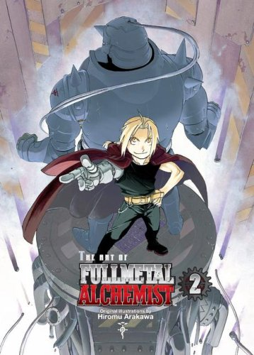 The Art of Fullmetal Alchemist 2 9781421514086