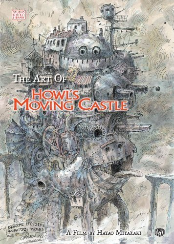 The Art of Howl's Moving Castle 9781421500492