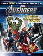 The Avengers: A Mighty Sticker Book (A Sticker-Activity Storybook) 22001987