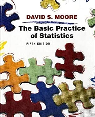 The Basic Practice of Statistics [With CDROM] - 5th Edition