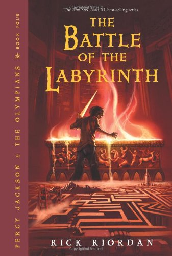 The Battle of the Labyrinth 9781423101499
