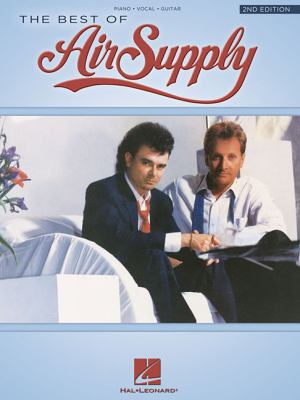 The Best of Air Supply 9781423473336