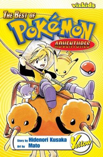 The Best of Pokemon Adventures: Yellow 9781421509297