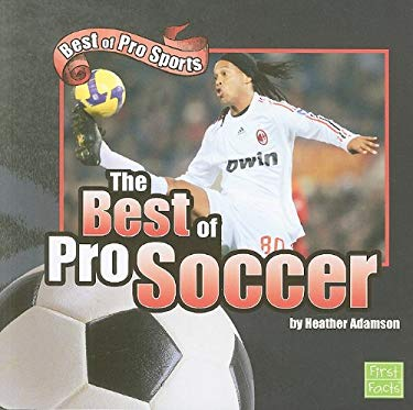 The Best of Pro Soccer 9781429638784