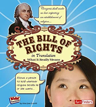 The Bill of Rights in Translation: What It Really Means 9781429619288