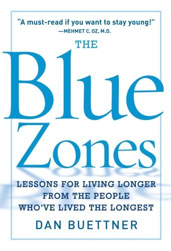 The Blue Zone: Lessons for Living Longer from the People Who've Lived the Longest 9781426202742