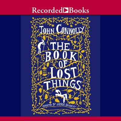 The Book of Lost Things 9781428120402