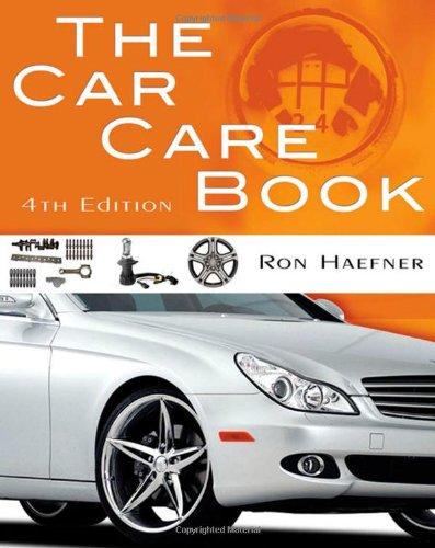 The Car Care Book 9781428342958