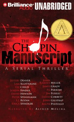 The Chopin Manuscript: A Serial Thriller 9781423379072