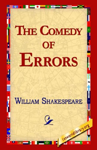 The Comedy of Errors 9781421813042