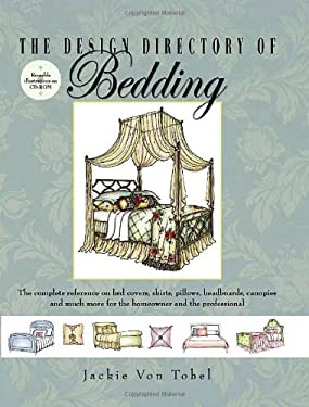 The Design Directory of Bedding [With CDROM] 9781423604440
