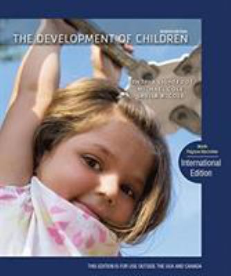 The Development of Children 9781429243285