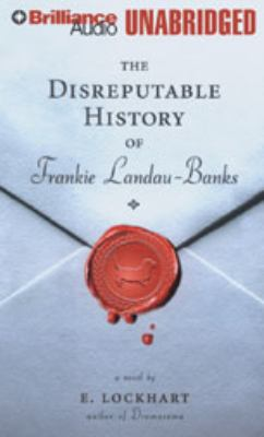 The Disreputable History of Frankie Landau-Banks 9781423366829