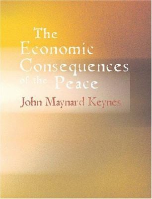 The Economic Consequences of the Peace 9781426489679