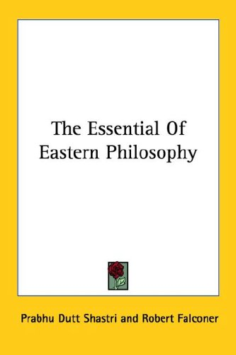 The Essential of Eastern Philosophy