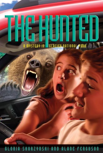 The Hunted: A Mystery in Glacier National Park 9781426300950