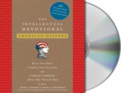 The Intellectual Devotional: American History 9781427202642