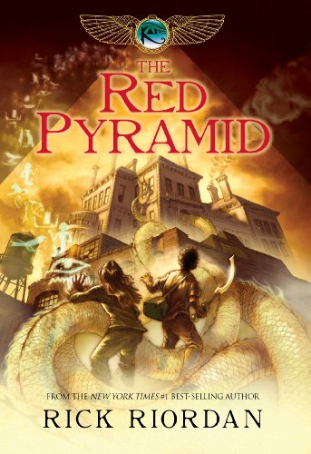 The Kane Chronicles, The, Book One: Red Pyramid 9781423113454
