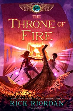 The Kane Chronicles, The, Book Two: Throne of Fire 9781423142010