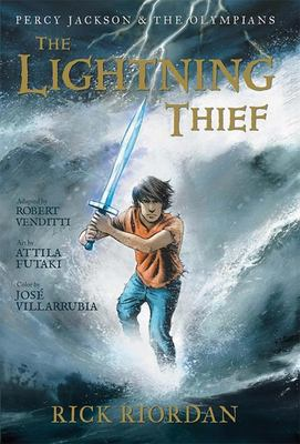The Lightning Thief 9781423117100