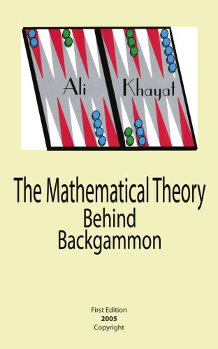 The Mathematical Theory Behind Backgammon 9781420879391