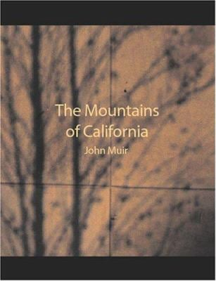 The Mountains of California 9781426439001