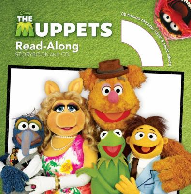 The Muppets Read-Along Storybook [With CD (Audio)] 9781423133377