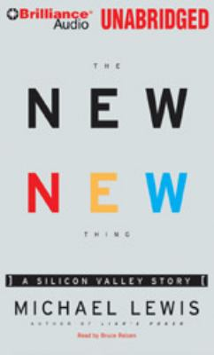 The New New Thing: A Silicon Valley Story 9781423371397