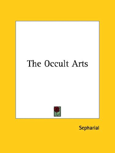 The Occult Arts