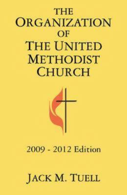 The Organization of the United Methodist Church 9781426707902