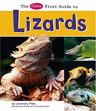 The Pebble First Guide to Lizards 9781429628044