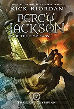 The Percy Jackson and the Olympians, Book Five: Last Olympian 9781423101505