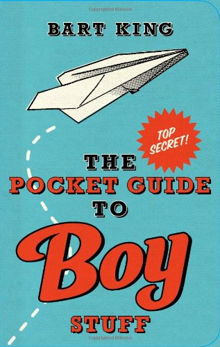 The Pocket Guide to Boy Stuff 9781423605744