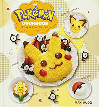 The Pokmon Cookbook: Easy & Fun Recipes (Pokemon)