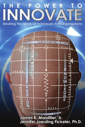 The Power to Innovate: Rewiring the Minds of Individuals and Organizations 9781420832815